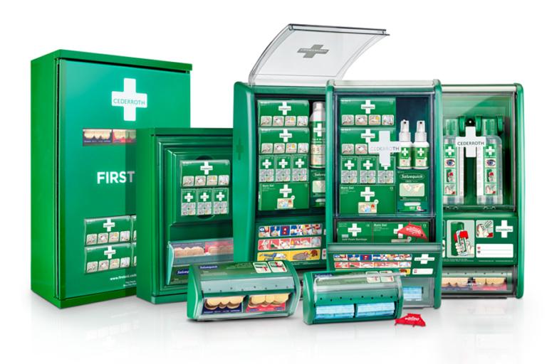 Eerste hulp stations