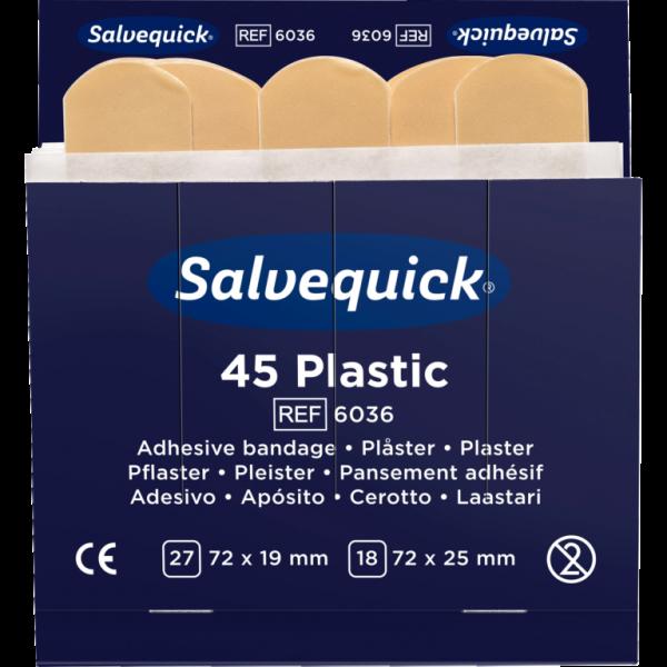Salvequick Plasticpleisters